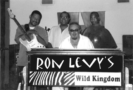 Ron Levy's Wild Kingdom